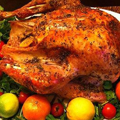 پخت مرغ بریان با تنور گازی